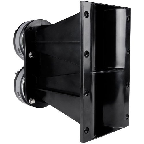 (PRV Audio WG2-230Ti Two D230Ti Compression Drivers & Line Array Waveguide Package )