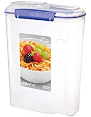 Sistema Klip It Collection Cereal Food Storage Container
