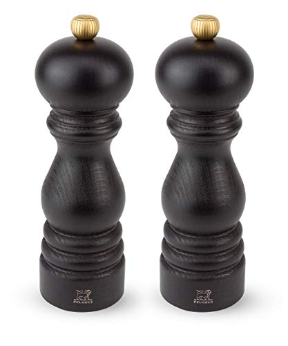 Peugeot 2/23461 Paris U'Select 7 Inch Salt and Pepper Mill Set, ()