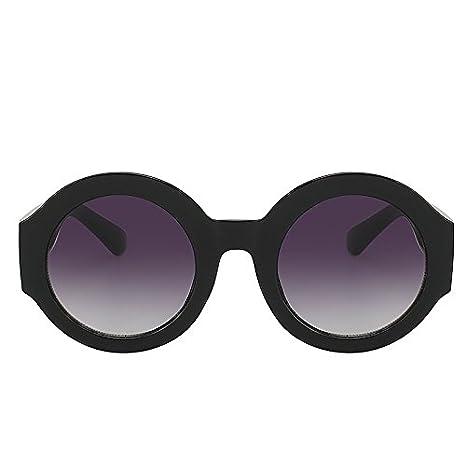 TIANLIANG04 occhiali da sole rotondi del cerchio delle donne di occhiali da vista moda donna retrò vintage di alta qualità UV GOGGLES400 jPzv7JUzFJ