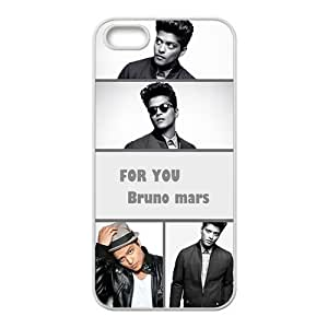 HWGL Bruno Mars Cell Phone Case for Iphone 5s