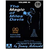 Aebersold Play A Long Vol 50 The Magic of Miles (Book and CD)