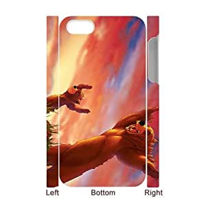 iphone4 Phone Case White Brother Bear ES3TY7829813