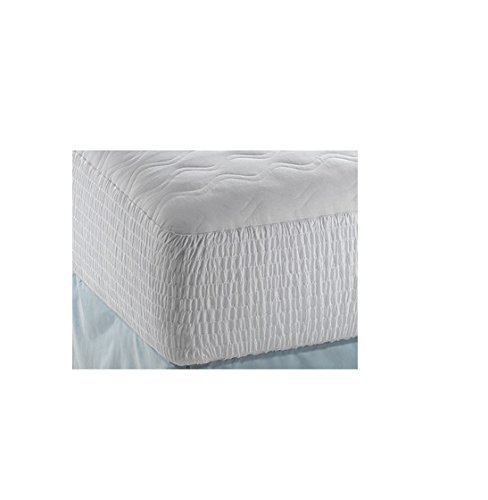 Beautyrest Cotton Top Mattress Pad, Size Twin by Beautyrest