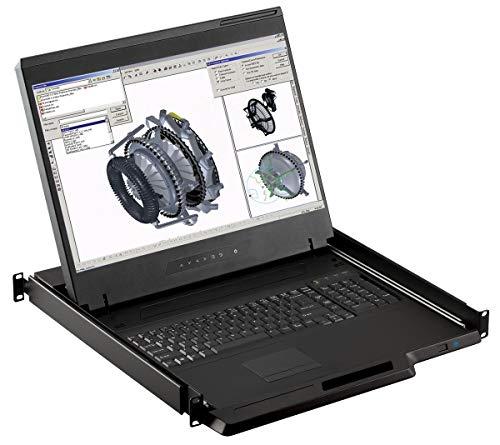 Rackmount Console - 1U 19
