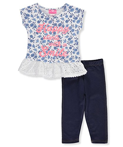 2 Piece Embroidered Eyelet - 9