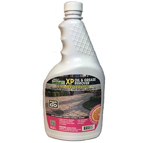 Alliance Gator Clean XP Oil & Grease Remover for Pavers & Natural Stone 1Qt