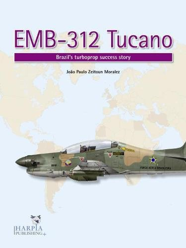 Emb-312 Tucano: Brazil's Turboprop Success Story