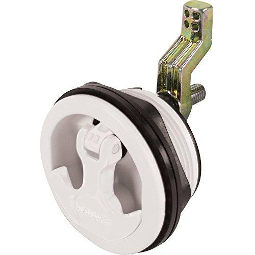 Whitecap Non-Locking Nylon T-Handle - White/White - Non Locking Cap