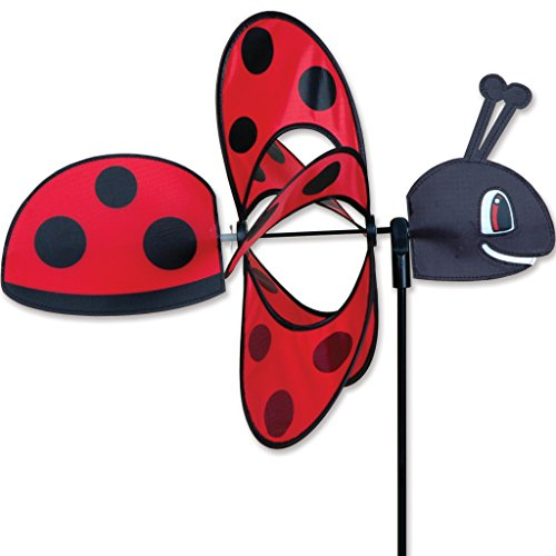 Whirly Wing Spinner - Ladybug (Whirly Bugs)