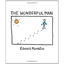 By Edward Monkton The Wonderful Man [Hardcover]