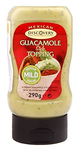 Discovery - Mexican - Guacamole Style Topping - 280g by Santa Maria