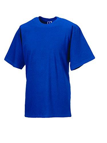 Jerzees T-Shirt, klassisch, Baumwolle Blau - Königsblau