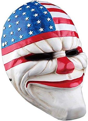 (ミネサム) Minesam ハロウィーン 仮装 万聖節 マスク Mask 仮面 コスプレ 面白い 9様式が選択可能 万聖節 仮面