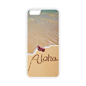 """Hawaii Aloha Plastic and TPU (Laser Technology) cases for the Apple iphone 6 4.7"""""""