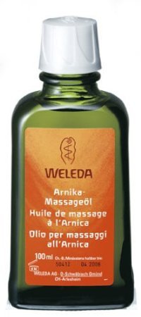Weleda - Arnica Massage Oil | 100ml by Jitonrad