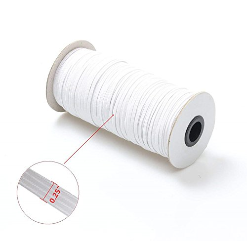 10 best elastic bands for sewing 1/4 inch