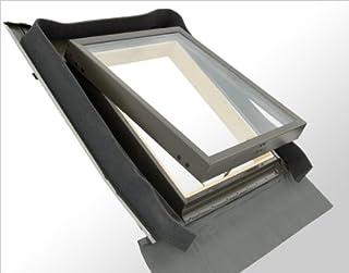 Dachfenster Ausstiegsfenster Dachausstieg Ausstieg Dachluke Aussteiger 45x73 nach oben oder seitlich zu öffnen