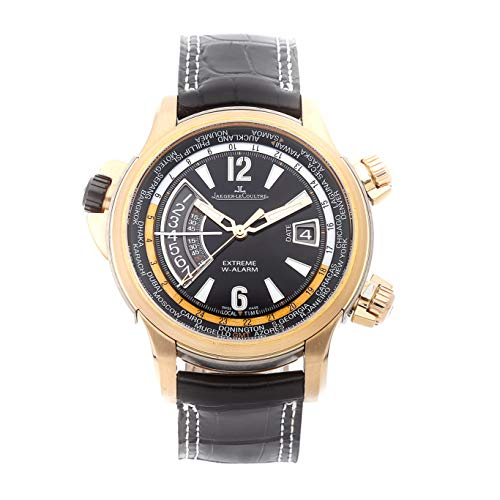 Jaeger-LeCoultre Master Compressor Mechanical (Automatic) Black Dial Mens Watch Q177244V (Certified Pre-Owned) -  Q177244V-CPO