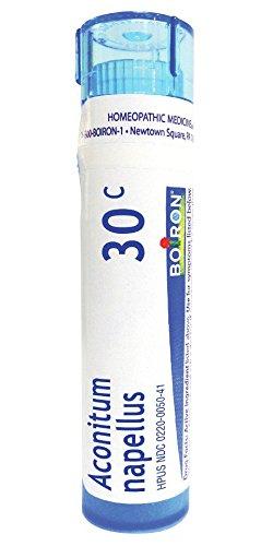 Boiron Aconitum Napellus 30C, Homeopathic Medicine for Fever