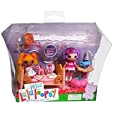 Lalaloopsy Mini Pillow's Sleepover Party Playset