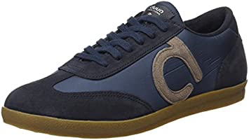 DUUO Mood, Zapatillas para Hombre, Azul (Navy), 42 EU