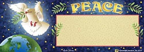 (Peace Dove Art-Snaps!® Magnetic Mailbox Art)