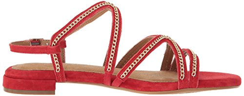 Suede Para Rojo mujer Downtown Red AerosolesDowntown wxY46A0qXP