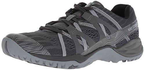 Merrell Women's Siren HEX Q2 E-MESH Sneaker, Granite, 8.5 M US