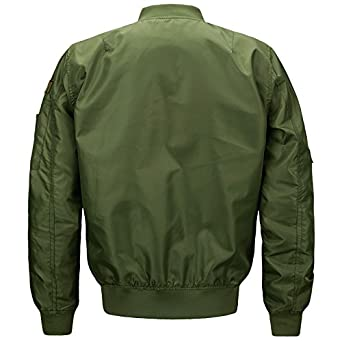 Bomber Jacket Men Mens Tactical Jackets And Coats Military ...