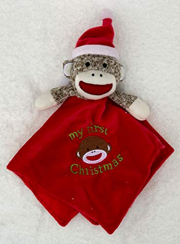 Baby Starters Christmas Security Blanket product image
