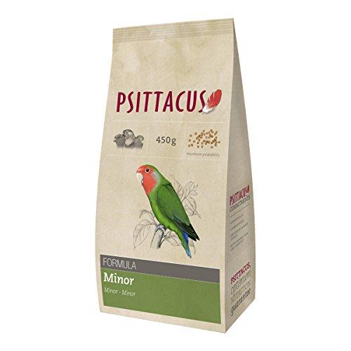 Psittacus Pienso para Agapornis – 450 gr