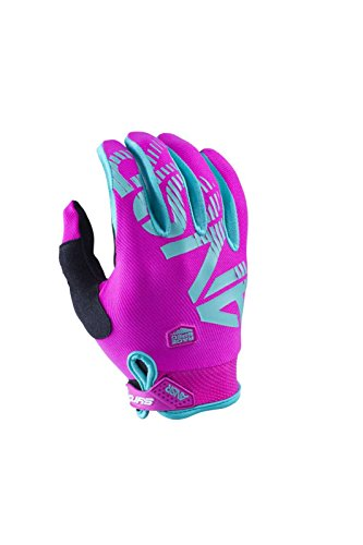 (Answer A16 Syncron Womens Gloves, Distinct Name: White/Teal, Gender: Womens, Primary Color: White, Size: XS)