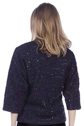 Taglia Unica Custom Maglione Cutie Donna London xw1q60Za