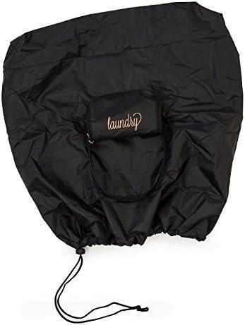 Miamica Women's Travel Laundry Bag