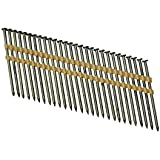 grip rite 10d framer 3 inch x 131 vinyl coated smooth shank 21 full round head plastic collated stick framing nails 500 per tub