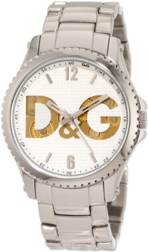 D&G Dolce & Gabbana Women's DW0710 Sestriere Round Analog Watchgear Dial Detailed Watch