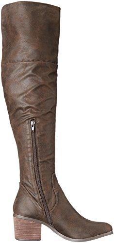 Brown Fisher Report Women's Boot Riding qIpqUwO