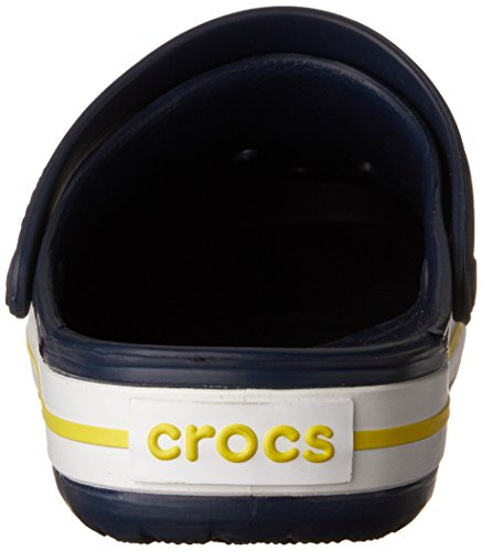Crocband Navy Adult Unisex Citrus Clogs Blue Crocs Hw0EvRxn