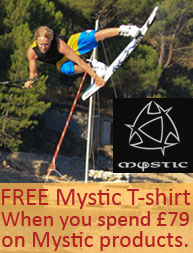 Free T shirts for Mystic customers!