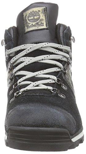 Timberland GT Scramble FTP_GT Scramble Mid Leather WP - botas de cuero hombre negro - negro