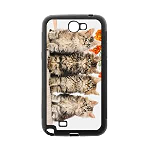 Animal Series Cute Cat Design Hot Black For Case Samsung Galaxy S5 Cover With Best Plastic By All My Dreams