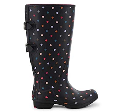 eedab997364 Image Unavailable. Image not available for. Color  Chooka Women s Versa Wide  Calf Tall Rain Boot ...