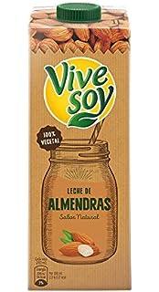 Vivesoy - Leche de almendras - 1 L - [Pack de 3]