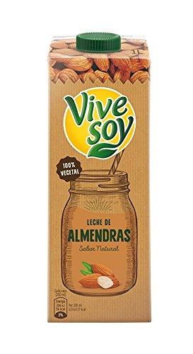 Vivesoy - Leche de almendras - 1 L - [Pack de 3]: Amazon.es: Alimentación y bebidas