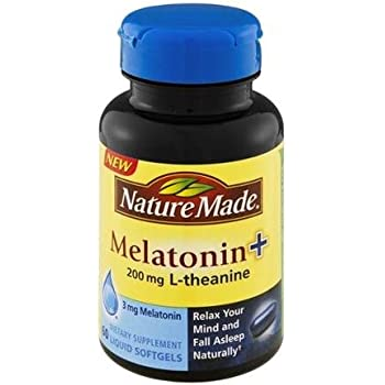 Nature Made Melatonin Tablets Value Size  Mg  Count