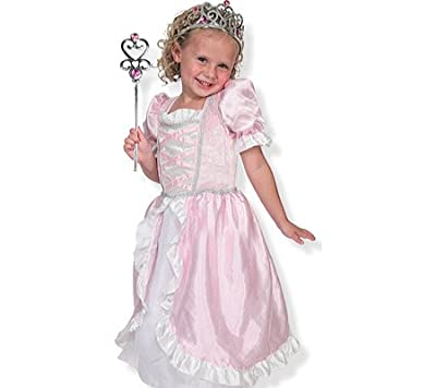 Melissa & Doug Children's Princess Role Play Costume Set