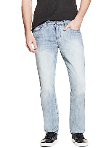 GUESS Factory Men's Delmar Slim Straight - Guess Men Shades For