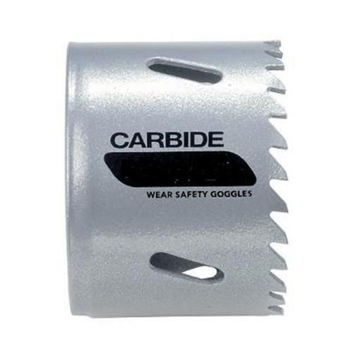 Bahco 3832-52 Carbide-Tipped Hole Saw 2-1/16-Inch from Bahco