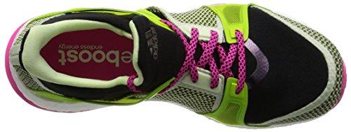 Adidas Pure Boost X Tr W - Aq5221 Bianco-nero-rosa